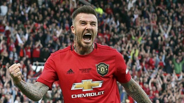 แฟนบอลผีแดงเสียงแตกกรณี David Beckham ติด hall of frame