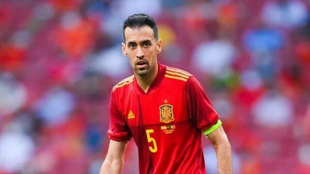 เซร์คิโอ บุสเกตส์ กลับมาลงสนามให้กับสเปนได้แล้ว